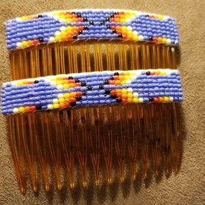 Accessories - Hand beaded combs